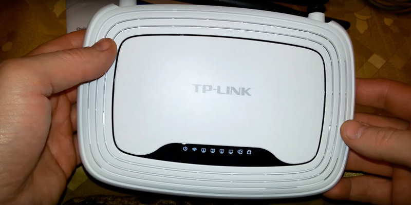 Test. TP-LINK TL-WR841ND