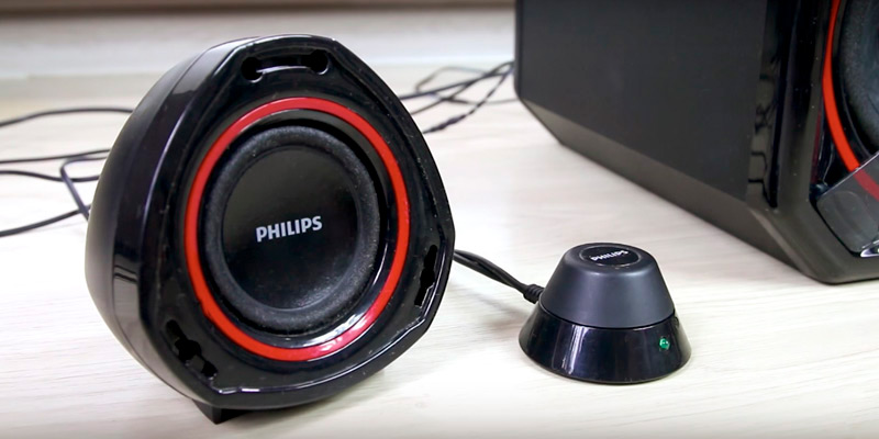 Philips SPA5300 en usage