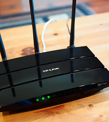 Test. TP-LINK Archer C7 Routeur Wi-Fi