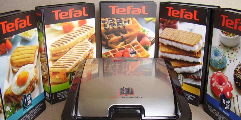 Test détaillé. Tefal SW853D12 Snack Collection