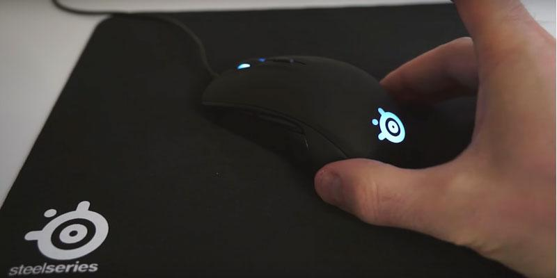 Test. SteelSeries Rival