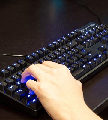 Test. SteelSeries Apex Clavier Gaming Mécanique