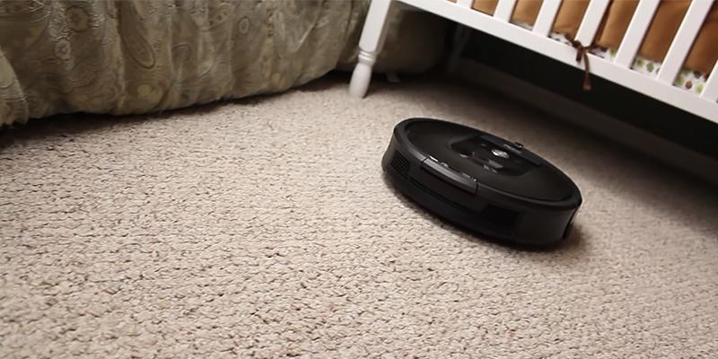 Test. iRobot Roomba 960