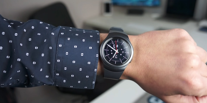 Test. Samsung Gear S2