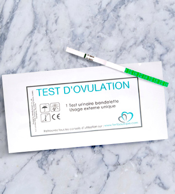 Test. Fertiboutique Tests d'ovulation 60x Tests : 50 Tests d'ovulation