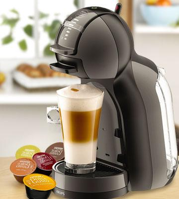 Test. Nescafé Dolce Gusto Mini Me Machine à expresso