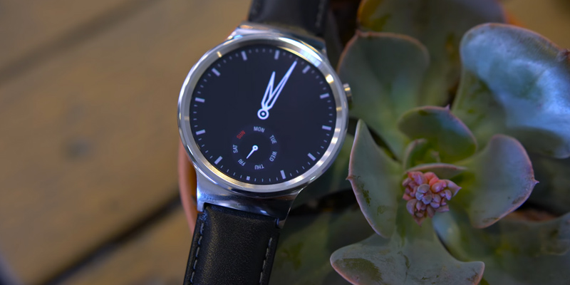 Test. Huawei Watch Classic