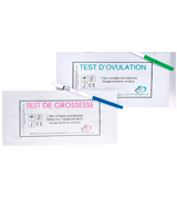 Fertiboutique Tests d'ovulation 60x Tests : 50 Tests d'ovulation