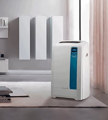Test. Delonghi WE 112 ECO Climatiseur mobile