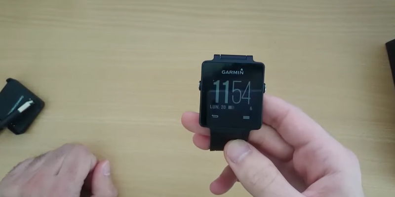 Test. Garmin Vivoactive