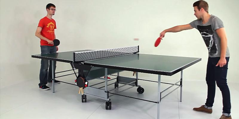 Test. Sponeta Table de tennis de table