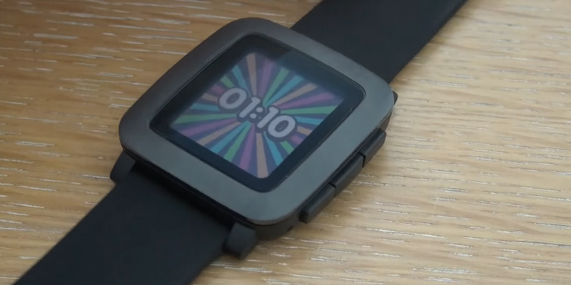 Test détaillé. Pebble Time