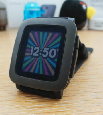 Test. Pebble Time