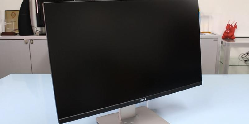 Test détaillé. Dell UltraSharp